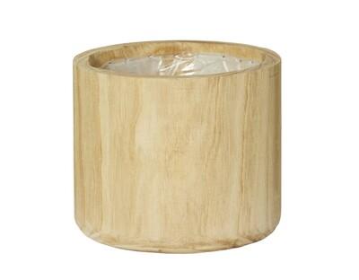 AI Dansk Cylinder Pot 23cm - Natural