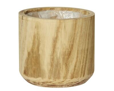 AI Dansk Cylinder Pot 33cm - Natural